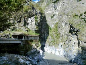 太魯閣渓谷1